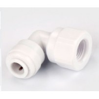 12mm L type elbow female adapter