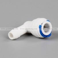 Stem/Plug in elbow adapter